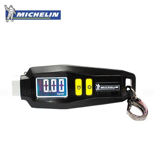 Michelin 米其林 鑰匙圈數位胎壓計 12290【原價:750回饋88折↘省$91】