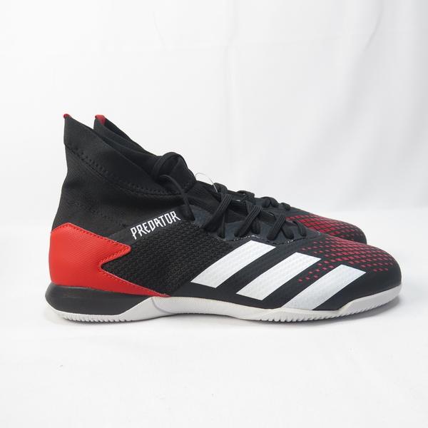 adidas 愛迪達 PREDATOR 20.3 I 足球鞋 高筒 正品 EF2209 男款 黑紅【iSport愛運動】
