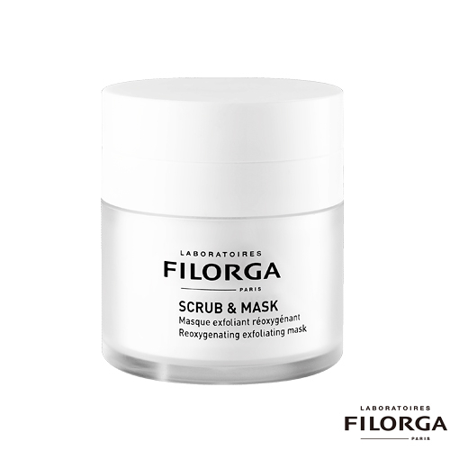 FILORGA 菲洛嘉 去角質注氧泡泡面膜 SCRUB&MASK 55ml (官方總代理)