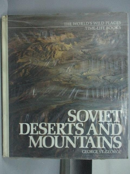 【書寶二手書T9/地理_ZDF】Soviet Deserts And Mountains