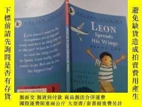 二手書博民逛書店Walker罕見Stories--Leon Spreads His Wings:沃克的故事——利昂張開翅膀.Y