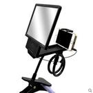 手機屏幕放大器帶喇叭音響鏡片高清3D視頻蘋果安卓通用款懶人支架  WD 雙十二全館免運