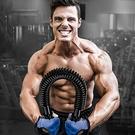 臂力器 臂力器70公斤臂力棒家用健身器材握力棒80KG擴胸棍男【快速出貨八折搶購】