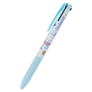 《Sanrio》日本製SUPER GRIP.G 3色夾式原子筆 0.7mm 帕恰狗*PILOT 運動 白_740543