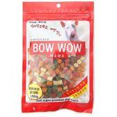 【zoo寵物商城】 Bow Wow《高鈣》綜合起司粒 (150g*1包)