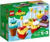 樂高LEGO DUPLO 我的第一次慶祝會 10862 TOYeGO 玩具e哥