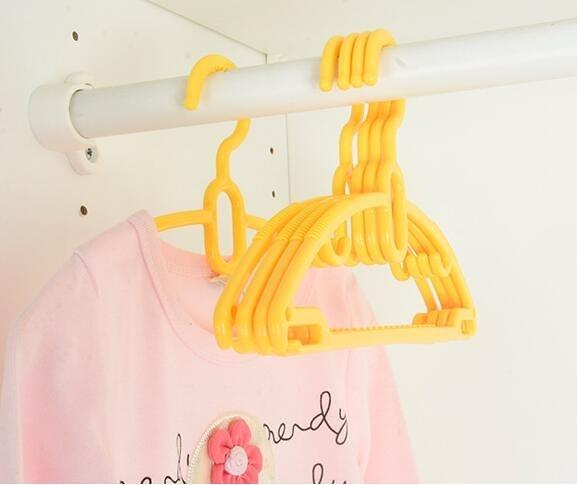 嬰兒寶寶家用多功能晾衣架 小孩衣服架子