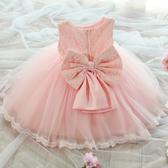 童裝花童禮服公主裙春裝兒童婚紗禮服新女童連身裙夏蓬蓬裙春秋裝   LannaS