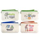 【DD】迪士尼 Disney 生活自然棉麻橫式手機袋 皮克斯系列
