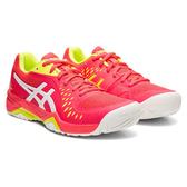ASICS 19FW 進階 女網球鞋 CHALLENGER 12系列 1042A041-705 贈護腕【樂買網】
