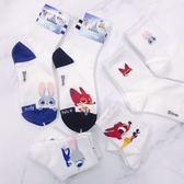 【正版授權】 韓國進口襪子 長筒襪 動物方程式 NICK 尼克 JUDY茱迪