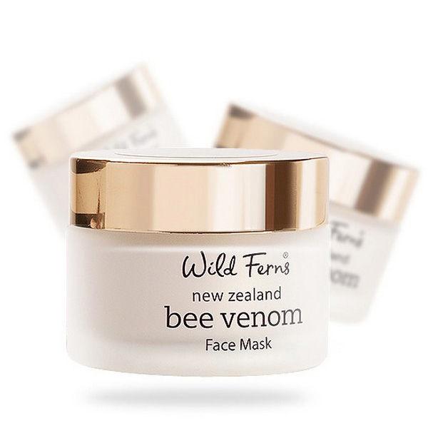 活性麥蘆卡蜂萃BeeVenom面膜47g Wild Ferns 蜂毒面膜