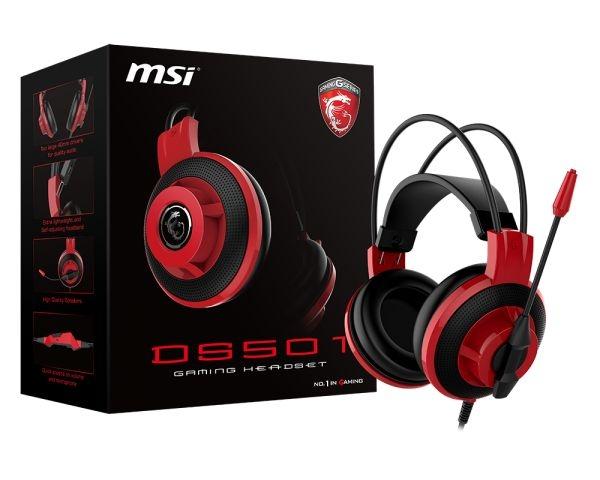 MSI DS501 GAMING Headset 微星電競耳機