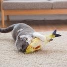 狗狗玩具仿真鯽魚