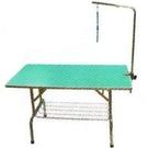 【培菓平價寵物網】美容師專用》進口專業固定式美容桌(附底網)LL號