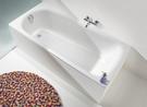 【麗室衛浴】德國 Kaldewei SANIFORM PLUS 366 瓷釉鋼板浴缸140*75*48CM