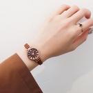 手錶 手表女生簡約氣質學生超火風 韓版小清新細帶小巧大氣極簡女表【快速出貨八折鉅惠】