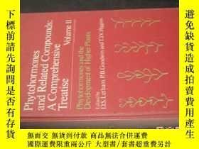 二手書博民逛書店Phytohormones罕見and Related Compo