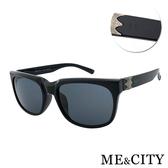 ME&CITY 時尚性格太陽眼鏡 抗UV400(ME110021 L000)