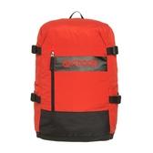 【OUTDOOR】風格前線-防盜後背包-紅色 OD201115RD
