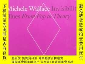 二手書博民逛書店invisibility罕見blues from pop to