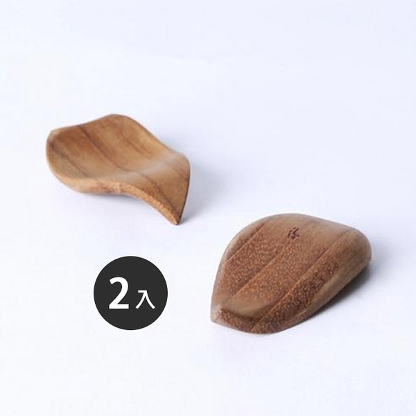 CHABATREE LOTUS 花瓣筷架-2入組