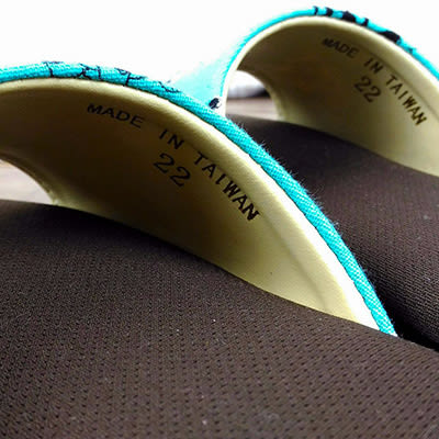 動物派對親子室內拖鞋 法鬥款-綠|室內拖 室內拖鞋 拖鞋 止滑拖鞋 防滑拖鞋【mocodo 魔法豆】