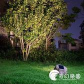 太陽能燈-太陽能花園擺件射燈仿真石頭雕塑投射燈室外防水LED景觀庭院燈-奇幻樂園