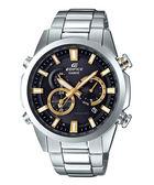 【僾瑪精品】CASIO 卡西歐 EDIFICE 金星風暴 太陽能電波時尚腕錶/44mm/EQW-T640YD-1A9