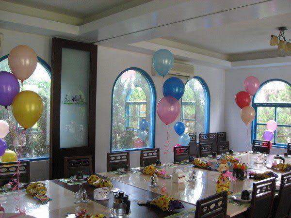 網路人氣花店!氣球生日快樂派對氣球佈置~專人現場佈置大台北縣市~只要2000元