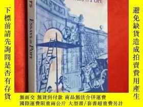 二手書博民逛書店Essays罕見on Pope 【詳見圖】Y5460 Pat R
