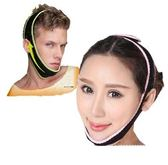 男士專用小V臉睡眠帶面罩繃帶神器緊致提升按摩神器   電購3C