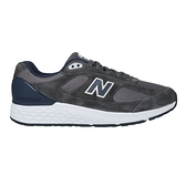 NEW BALANCE 男休閒運動鞋-2E(免運 寬楦 慢跑 麂皮 NB N字鞋≡體院≡ MW1880D1