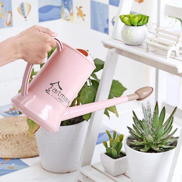長嘴灑水壺塑料家用園藝養花工具澆水器