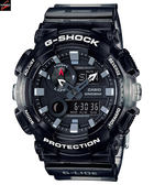 CASIO 卡西歐 G-SHOCK系列衝浪運動腕表GAX-100MSB-1A 灰 CASIO卡西歐網路專賣店