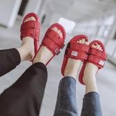 拖鞋男夏季時尚外穿情侶涼鞋韓版潮流涼拖防滑個性網紅沙灘鞋 琉璃美衣