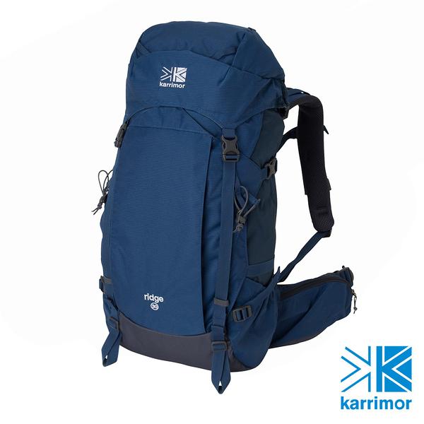 日系[ Karrimor ] ridge 30 利摩日藍