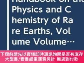二手書博民逛書店Handbook罕見On The Physics And Chemistry Of Rare EarthsY2