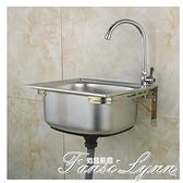 304不銹鋼水槽大小單槽 帶支撐架子套餐 洗菜盆洗碗池洗手盆
