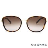 GUCCI 太陽眼鏡 GG0606SK (玳瑁-金) 日本製 墨鏡 久必大眼鏡
