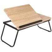 可調實用型折疊桌 淺木紋色 採E1板材 型號E60052