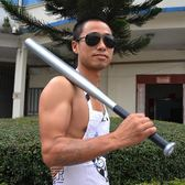 新年鉅惠 棒球桿鐵棒球棒防身車載武器家用棒球棍防身棒棍打架加硬防衛鐵棍