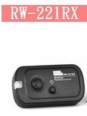 PIXEL 品色 RW-221RX 無線電快門遙控 單接收器 【不附任何連接線】 公司貨
