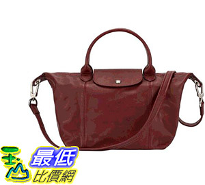 [COSCO代購] W1279481 Longchamp 小手把皮革手提包 Longchamp Small Handle Handbag