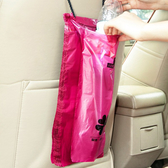 可封口車用垃圾袋(50入) 懸掛 掛式 車載 汽車 後座 便捷 儲物 防漏 衛生【M114-1】米菈生活館