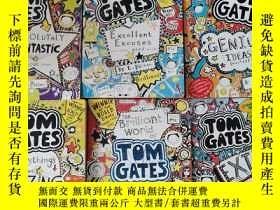 二手書博民逛書店TOM罕見GATES:GENIUS IDEAS MOSTLY Everything s AMAZING SORT