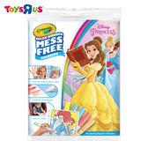 玩具反斗城 【Crayola 繪兒樂】 神彩著色套裝-迪士尼公主