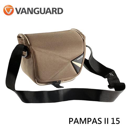 3C LiFe Vanguard 精嘉 PAMPAS II 15 彭巴系列 單肩 斜背 側背包 相機 攝影包