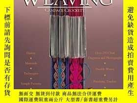 二手書博民逛書店Card罕見WeavingY256260 Candace Crockett Interweave 出版199