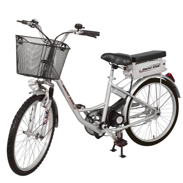 勝一 EV-24S (鉛酸無變速版) 電動腳踏車 台南【康騏電動車】專業維修批發零售